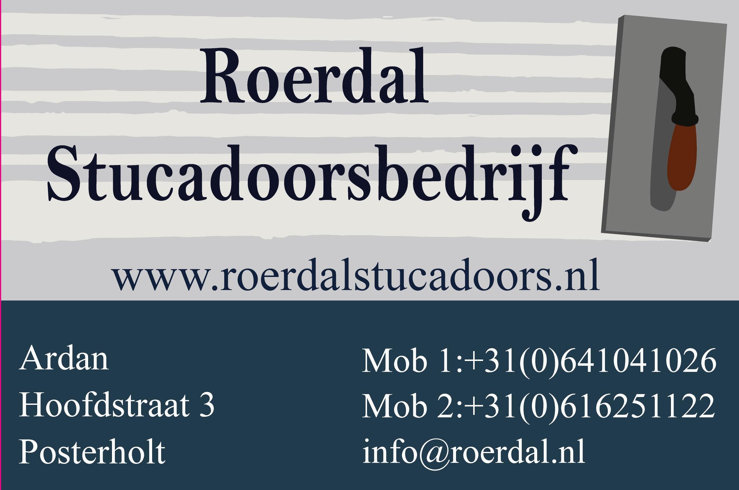 Roerdal Stucadoorsbedrijf