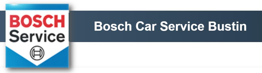 Bosch Car service Bustin